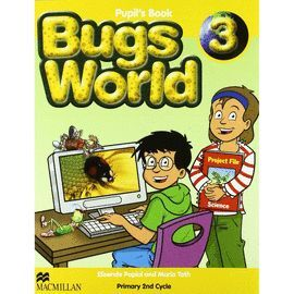 009 BUGS WORLD 3EP PUPIL'S BOOK