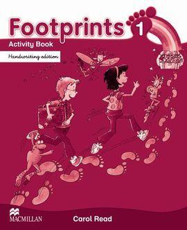 009 FOOTPRINTS 1 ACTIVITY BOOK HANDWRITING EDITION