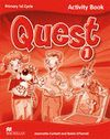 011 QUEST 1 ACTIVITY BOOK -PRIMARY 1ST CYCLE