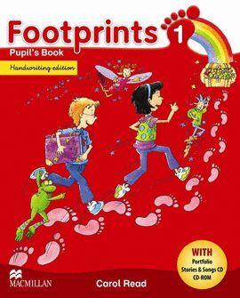 009 FOOTPRINTS 1 PUPIL'S BOOK + CD ROM+PORTFOLIO