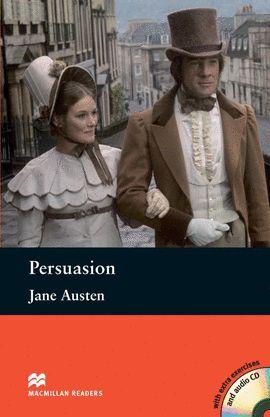 PERSUASION + CD - LEVEL/4 PRE-INTERMEDIATE (BRITISH ENGLISH)