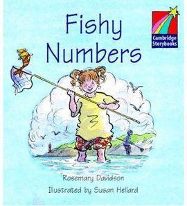 FISHY NUMBERS -STORYBOOKS