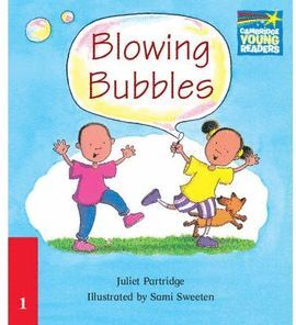 BLOWING BUBBLES -STORYBOOKS