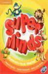 012 SB SUPER MINDS STARTER + CD LIBRO