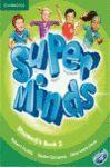 012 SB SUPER MINDS/2. STUDENT'S BOOK