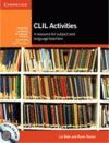 012 CLIL ACTIVITIES. A RESOURCE FOR SUBJECT AND LANGUAGE TEACHERS
