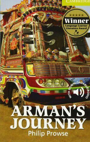 017 ARMAN S JOURNEY STARTER BEGINNER