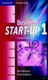 BUSINESS START-UP 1 -STUDENT'S BOOK (PROFESSIONAL ENGLISH)