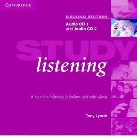 AUDIO CD STUDY LISTENING (2CD'S)  2ª EDICION