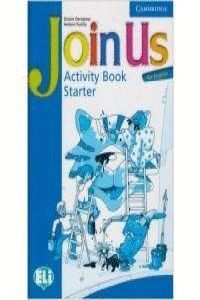 06 /JOIN US FOR ENGLISH STARTER -ACTIVITY BOOK