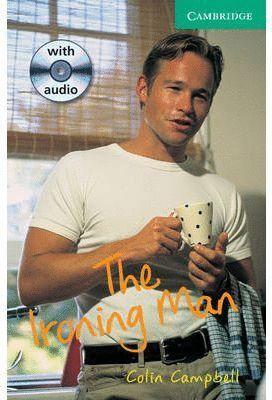 *** IRONING MAN + CD - LEVEL/3