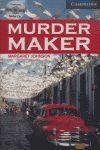 MURDER MAKER + CD - LEVEL/6 ADVANCED