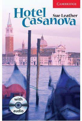 HOTEL CASANOVA -LEVEL 1 BEGINNER/ELEMENATY + CD