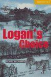 LOGAN'S CHOICE + CD -2 ELEMENTARY/ LOWER INTERMEDIATE A2 KET