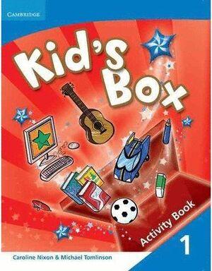 08 -KID`S BOX/1. ACTIVITY BOOK