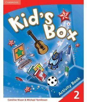 08 -KID`S BOX/2. ACTIVITY BOOK
