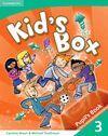 009 3EP KID`S BOX PUPIL`S BOOK