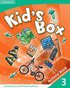 08 - KID`S BOX 3 - ACTIVITY BOOK