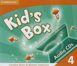 008 CDS KID`S BOX 4