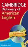 *** 008 CAMBRIDGE DICTIONARY OF AMERICAN ENGLISH +CD ROM