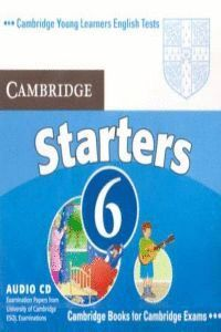 CD STARTERS Nº6 -EXAMINATION PAPERS