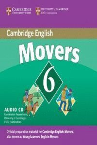 CD MOVERS Nº6 -EXAMINATION PAPERS