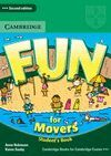 010 FUN FOR MOVERS -STUDENT'S BOOK