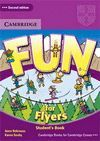 010 FUN FOR FLYERS. STUDENT`S BOOK