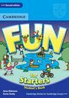 010 FUN FOR STARTERS. STUDENT`S BOOK