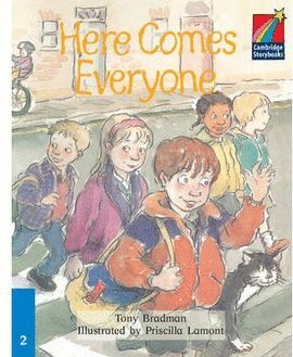 *** HERE COMES EVERYONE -STORYBOOKS