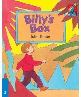 BILLY`S BOX -STORYBOOKS