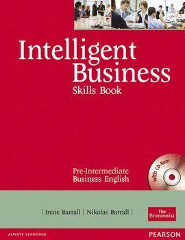 06 /INTELLIGENT BUSINESS + CD -PRE INTERMEDIATE BUSINESS ENGLISH.