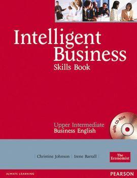 06 /INTELLIGENT BUSINESS + CD -UPPER INTERMEDIATE BUSINESS...