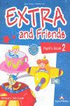 011 2EP EXTRA AND FRIENDS PUPIL¦S BOOK