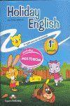 011 1EP HOLIDAY ENGLISH (+CD)