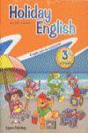 011 3EP HOLIDAY ENGLISH (+CD)