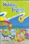 011 4EP HOLIDAY ENGLISH (+CD)