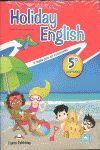 011 5EP HOLIDAY ENGLISH (+CD)