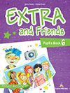 011 6EP EXTRA AND FRIENDS PUPILS BOOK