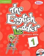012 WB THE ENGLISH LADDER 1 + CD SONGS (ACTIVITY)