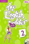 012 WB THE ENGLISH LADDER/2. ACTIVITY BOOK + SONGS AUDIO CD