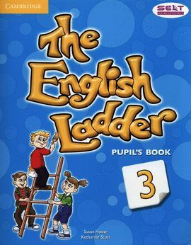 012 THE ENGLISH LADDER 3 - PUPIL`S BOOK