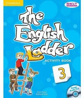 012 WB THE ENGLISH LADDER 3 ACTIVITY BOOK (+CD)
