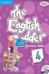 013 WB 4EP THE ENGLISH LADDER WITH SONGS AUDIO CDS