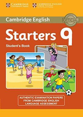 015 STARTERS STUDENT'S BOOK