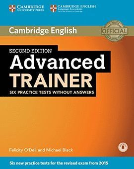 ADVANCED TRAINER SIX PRACTICE TESTS WITHOUT ANSWER