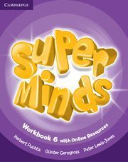 014 6EP WB SUPER MINDS LEVEL 6 WITH ONLINE RESOURCES