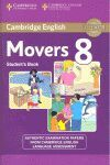 013 SB MOVERS 8 STUDENT'S BOOK