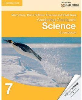 015 CAMBRIDGE CHECKPOINT SCIENCE COURSEBOOK 7