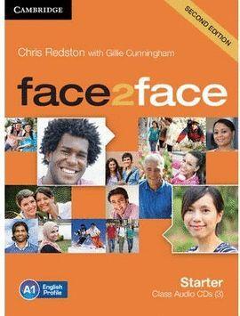 013 CDS (3) STARTER FACE 2 FACE CLASS AUDIO